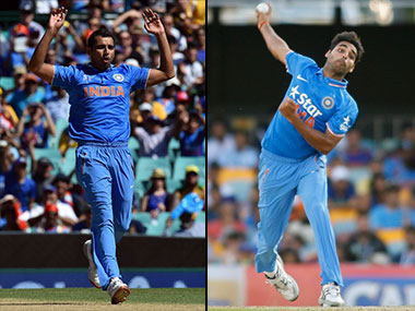 India in Australia: Shami's injury a big loss for India but it offers Bhuvneshwar a shot at redemption