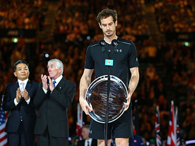 Murray's career legacy could be shaped by what eventuates in 2016. Getty