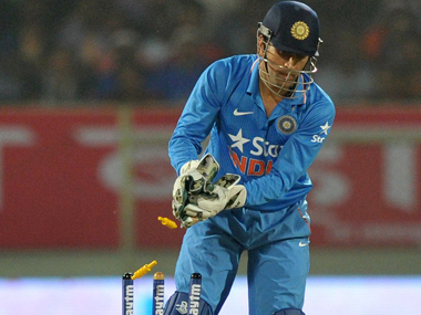 India vs Sri Lanka: We need batsmen at 6,7 and 8 to play their shots straightaway, says Dhoni