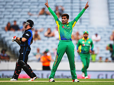 Pakistan face New Zealand in a crunch World T20 clash on Tuesday. Getty