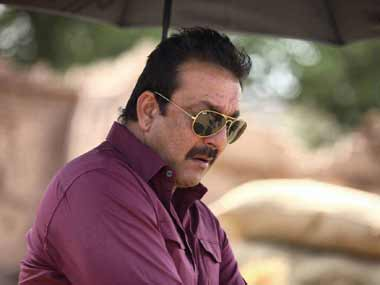 File image of Sanjay Dutt. PTI