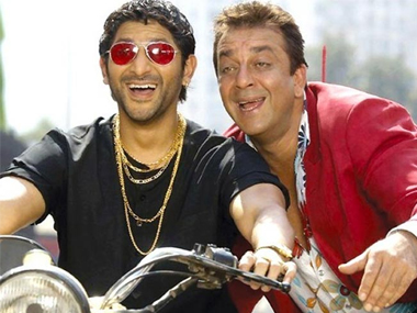 A still from Munnabhai franchise. IBN Live