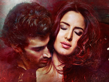 Aditya Roy Kapur and Katrina Kaif in Fitoor. Image courtesy: Fitoor/Facebook