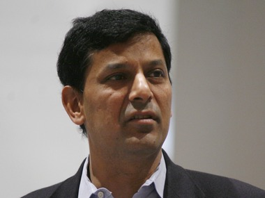 Raghuram Rajan, central bank governor. Reuters