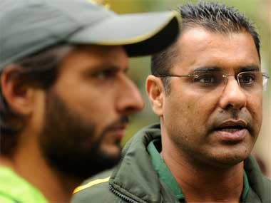 ICC World T20: Waqar Younis slams 'non-serious' Pakistan captain Shahid Afridi, alleges regularly missing practice sessions