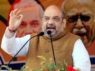 BJP takes inspiration from Savarkar's love  for India: Amit Shah lashes out at Rahul Gandhi over 'Gandhi ours, Savarkar yours' remark
