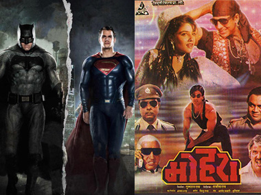Batman v Superman has striking similarities to Mohra