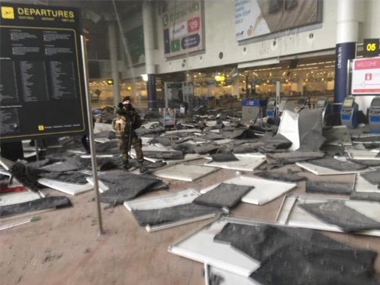 As it happened: Multiple blasts rock Brussels; 26 killed and 130 injured in attacks