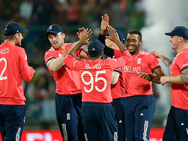 World T20: England resists Mathews' fightback to reach semis; Sri Lanka and South Africa ousted