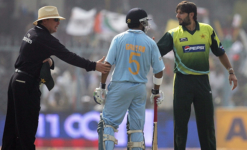 World T20: Jumping Miandad to sledging Harbhajan, here are the top five heated moments in India vs Pakistan matches