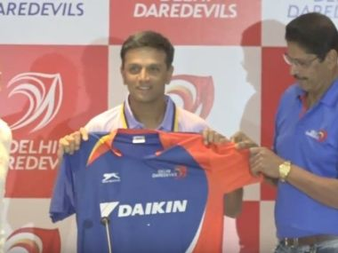 'The Wall' to fortify Delhi: Rahul Dravid will mentor Daredevils in IPL 9