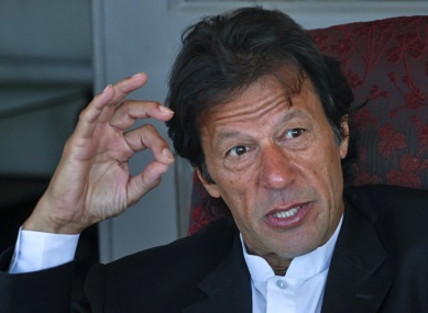 Imran Khan blames absence of merit in PCB for team's poor show
