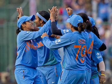Indian women's cricket team trounce West Indies to take ...