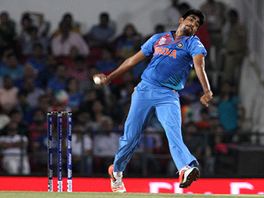 In the last 12 balls of his spell against Bangladesh, Jasprit Bumrah got almost 12 yorkers right. Solaris Images