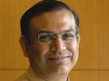 MoS Finance Jayant Sinha