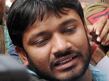 Live: Afzal Guru is not my icon, Rohith Vemula is, says Kanhaiya Kumar