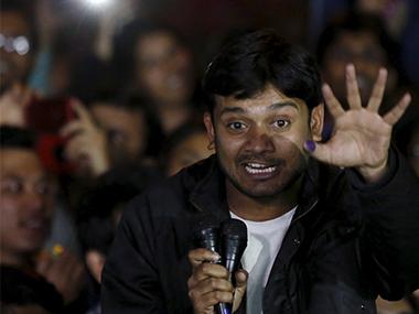 Kanhaiya Kumar. File photo. Reuters
