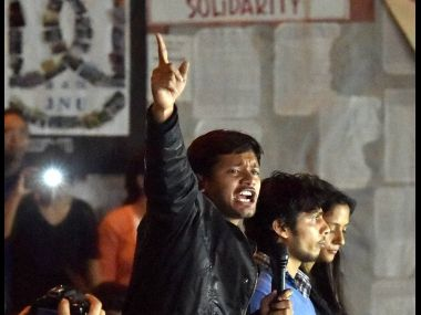 Govt is playing dirty politics: JNU students react after Kanhaiya banned from entering Hyderabad University