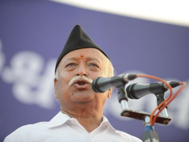 As it happened: RSS chief says entire Kashmir, including Gilgit-Baltistan, belongs to India