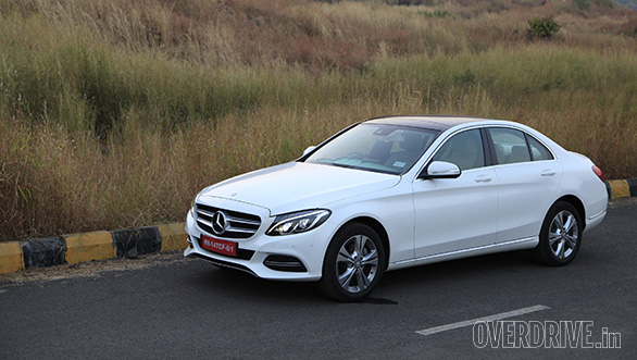 Mercedes benz india increases prices of all models by up for Mercedes benz c class price in india