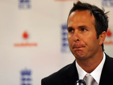 Former England Cricketer, Michael Vaughan. AFP