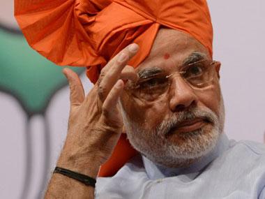 Prime Minister Narendra Modi. AFP