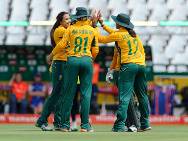 South African Women's Cricket Team. GettyImages