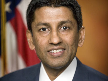 Sri Srinivasan was once described as a 'trailblazer' by Barack Obama. Reuters