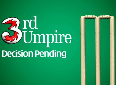 ICC World T20: Third umpire undergoes innovation, provides commentary while reviewing replays