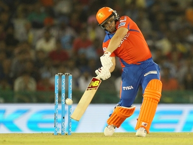 Aaron Finch's half-century proved to be a match-winning innings. BCCI