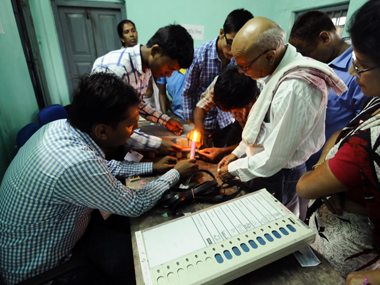 Voting in the first phase of Assam Assembly elections starts on Monday. AFP