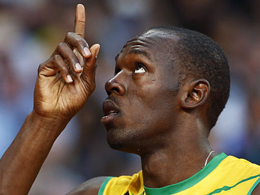 File photo of Usain Bolt. Reuters