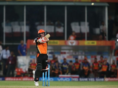 IPL 2016: Warner leads from front as SRH thump MI to register first win
