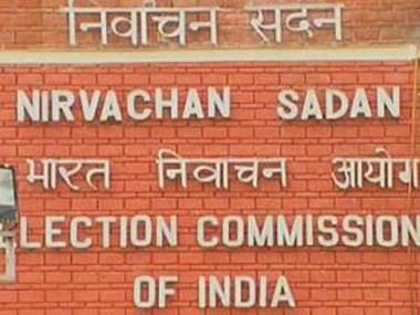 A file photo of the Election Commission. IBNLive