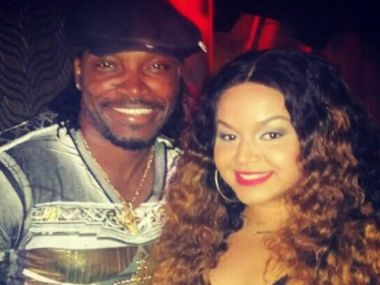 No blushing matter, this: First-time father Chris Gayle invokes infamous sexism controversy