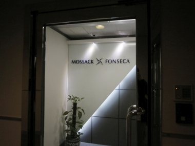 Mossack Fonseca, one of the world's biggest creators of shell companies, in Hong Kong. AP