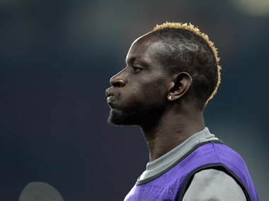 File photo of Liverpool's Mamado Sakho. AFP