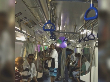 Bengaluru cheers as Namma Metro rolls on underground tracks