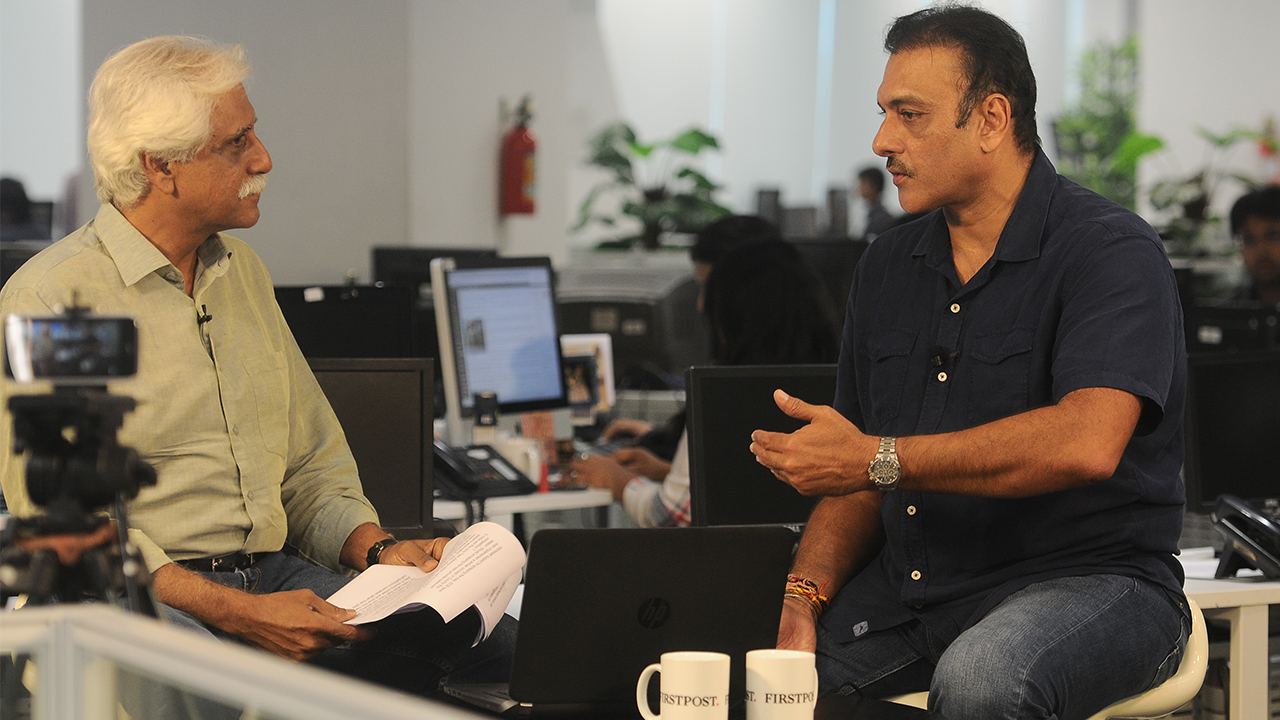 Watch: Ravi Shastri calls role of Indian Team Director his 'most satisfying job'
