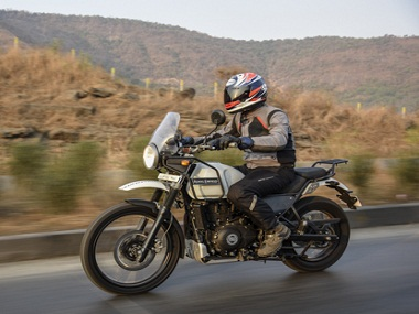 Review Of Royal Enfield Himalayan Without A Doubt The Best Money