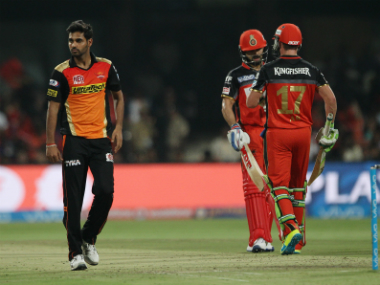 IPL 9, RCB vs DD As it happened: de Kock's ton guides Delhi to 7-wicket win