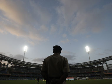 Wankhede stadium in Mumbai has been host to all Mumbai Indians home games. Reuters