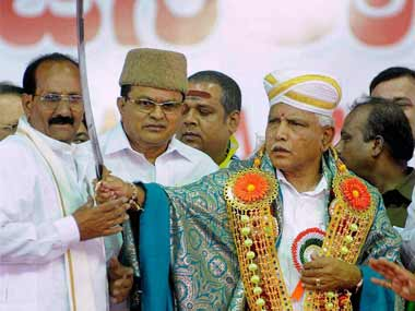 BJP bets on its best horse: Here's why  the party believes only BS Yeddyurappa can ensure a Congress-mukt Karnataka