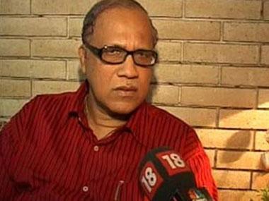Former CM Digambar Kamat. Image courtesy CNN-IBN
