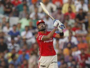 IPL 2016, GL vs KXIP Live: Punjab end losing streak; beat Gujarat by 23 runs
