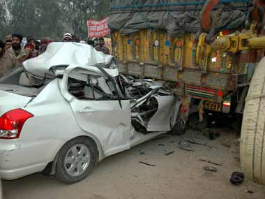 Watch: Road accidents cause a lot of deaths in India's major cities