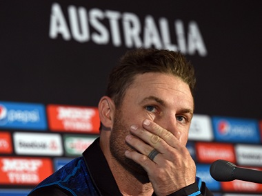 Brendon McCullum speech: Wake-up call for 'casual' ICC in curbing corruption