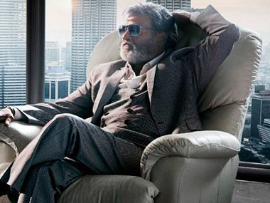 Rajinikanth in Kabali, which releases on 1 July 2016