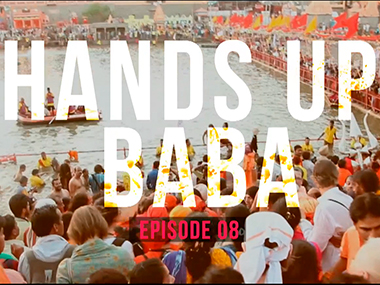 Watch: 'Hands Up Baba' from Colours Of Kumbh