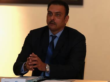 File photo of Ravi Shastri. Getty Images